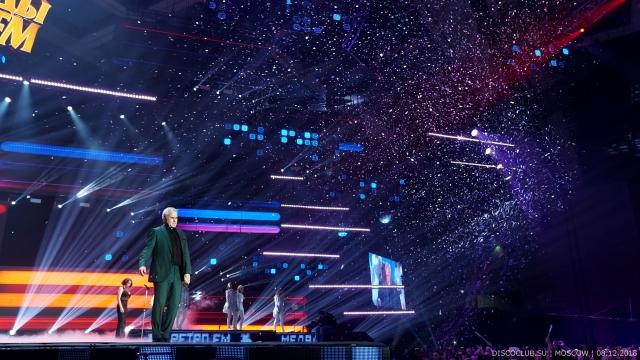 Легенды Ретро FM 2018. Москва. Отчет Дискоклуба, часть 2